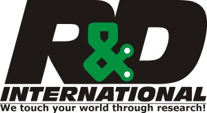 Logo R1D International