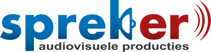 Logo spreker.be