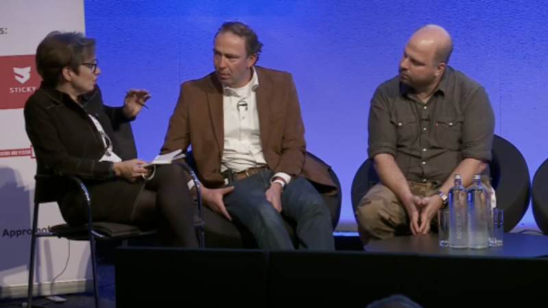IBC: Media Innovators from the low lands (video)