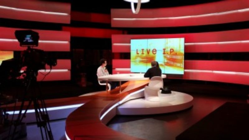 VRT Sandbox TV – Live IP studio op IBC