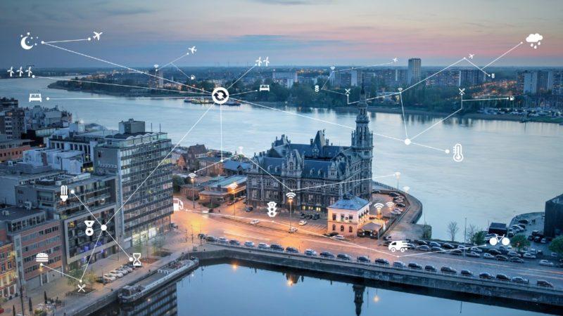 imec Smart Media Meetup – Smart City