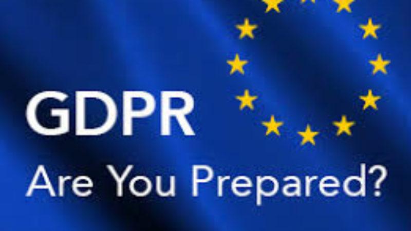 Klaar voor GDPR?