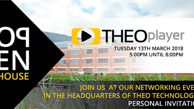 THEO Technologies: Open House on 13th of March