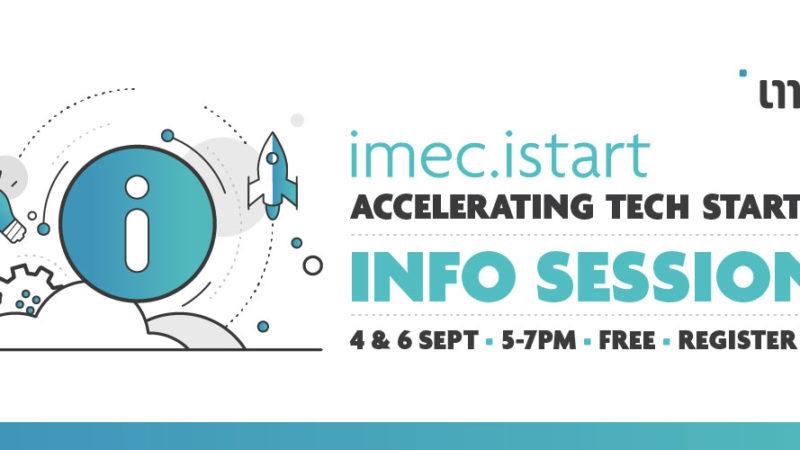 imec.istart info sessions