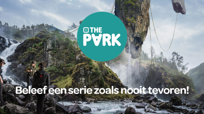 Ledenevent MediaNet Vlaanderen: Showcase The Park