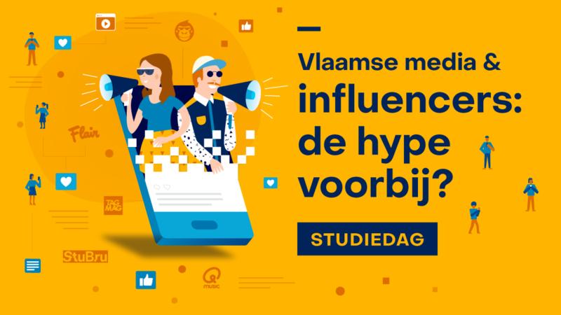 Vlaamse media & influencers: de hype voorbij?