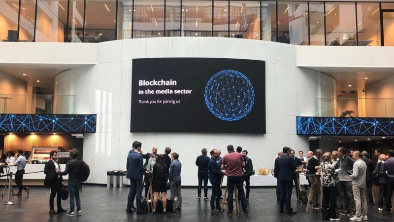Deloitte en MediaNet Vlaanderen belichten de mogelijkheden van blockchain in de mediasector