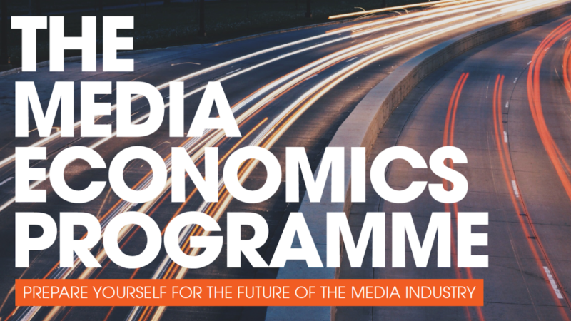 Media Economics: The interplay of Media Economics And Europan policy in a digital age