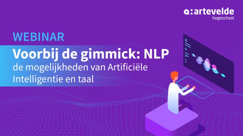 Voorbij de gimmick: natural language processing webinar